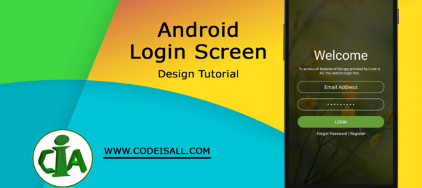Android Login Screen Tutorial