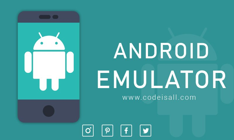 Android Emulator Configuration, Android Virtual Device