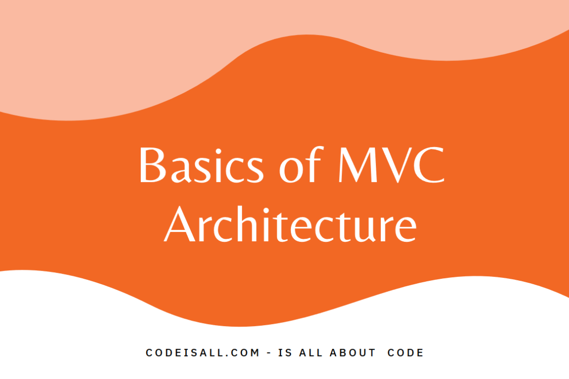 Basics Of MVC Architecture